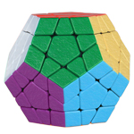 ShengShou Gem Megaminx Stickerless Magic Cube