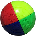 4-Color Spanish Spherical Magic Ball
