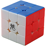 DaYan XiangYun 3x3x3 Stickerless Speed Cube