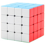 ShengShou TANK Frosted 4x4x4 Stickerless Magic Cube