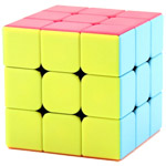 ShengShou TANK Frosted 3x3x3 Stickerless Magic Cube