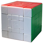 MF8 Son-Mum 3x3x3 Stickerless Cube Puzzle