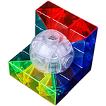 Cube Classroom Geometric Magic Cube Version B