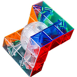 Cubing Classroom Geometric Magic Cube Version A