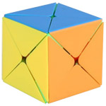 ShengShou Legend 8 Axis Dino Skewb Stickerless Magic Cube