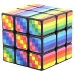 FanXin Rainbow 3x3x3 Unequal Magic Cube