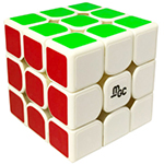 YongJun MGC Magnetic 3x3x3 Speed Cube White