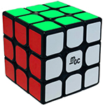 YongJun MGC Magnetic 3x3x3 Speed Cube Black