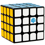 GAN460 M 4x4x4 Magnetic Speed Cube Black