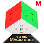 YuXin Huanglong M 3x3x3 Magnetic Stickerless Speed Cube