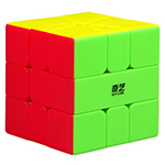 QiYi QiFa SQ-1 Frosted Stickerless Cube