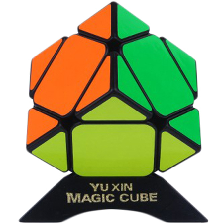 YuXin Little Magic Skewb Cube Black