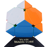 YuXin Little Magic Skewb Stickerless Cube