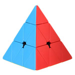 ShengShou TANK Frosted Pyraminx Stickerless Cube