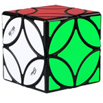 QiYi MoFangGe TongBi Copper Coin Cube Black