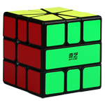 QiYi QiFa SQ-1 Magic Cube Black