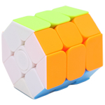 CB Bearing Octagonal Barrel Stickerless Cube