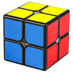 SENHUAN ZhanLang 2x2x2 Speed Cube Black