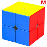 SENHUAN ZhanLang M 2x2x2 Magnetic Speed Cube Stickerless