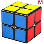 SENHUAN ZhanLang M 2x2x2 Magnetic Speed Cube Black