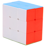 2x3x3 Magic Cube Puzzle Stickerless