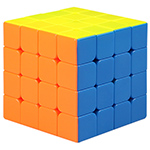 QiYi Mofangge WuQue Mini 4x4x4 Speed Cube 60mm Stickerless