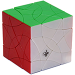 DaYan ShuangFeiYan 16-axis 3-rank Magic Cube Stickerless