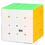 MoYu AoSu GTS2 4x4x4 Stickerless Speed Cube