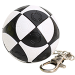 2-Color Spanish Spherical Magic Ball Keychain