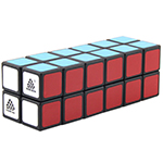 WitEden 2x2x6 Cuboid Cube Version 2 Black