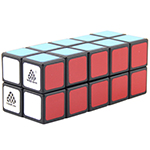 WitEden 2x2x5 Cuboid Cube Version 2 Black