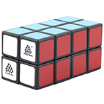 WitEden 2x2x4 Cuboid Cube Version 2 Black