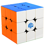 GAN356R 3x3x3 Speed Cube Stickerless