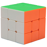 Zcube Bandaged 3x3 Magic Cube Version C