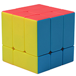 Zcube Bandaged 3x3 Magic Cube Version B