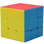 Zcube Bandaged 3x3 Magic Cube Version A