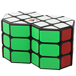 CubeTwist Double Conjoined Octagonal Barrel Cube