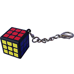 Zcube 3x3 Cube Style Ornament Keychain