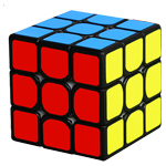 ShengShou Mr. M Magnetic 3x3x3 Speed Cube Black