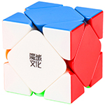 MoYu AoYan M Magnetic Skewb Stickerless Cube