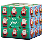 CB Xmas 3D Basso-relievo 3x3x3 Magic Cube 02