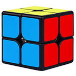 SENGSO Mr. M Magnetic 2x2x2 Speed Cube Black