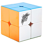 Cyclone Boys FeiDi 2x2x2 Stickerless Speed Cube