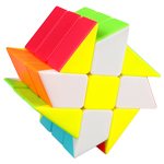 QiYi Windmill Stickerless Cube