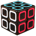 QiYi Dimension 2x2x2 Magic Cube Puzzle Toy
