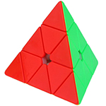 YuXin HuangLong M Magnetic Pyraminx Speed Cube Stickerless L...