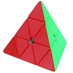 YuXin HuangLong M Magnetic Pyraminx Speed Cube Stickerless D...