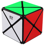 QiYi X Dino Skewb Magic Cube Black