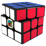 Cubing Classroom RS3 M Magnetic 3x3x3 Speed Cube Black