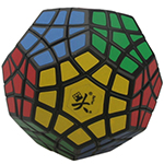 Dayan 16-axis Hexadecagon Cube Black